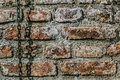 Free Medieval Fortress Antique Brick Wall With Chain Stock Photo - 31954220