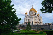Free Cathedral Of Christ The Savior Royalty Free Stock Image - 31955016