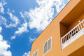 Free Apartment, House And Blue Sky Royalty Free Stock Photos - 31964158