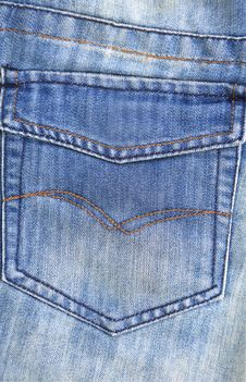 Free Jeans Texture Royalty Free Stock Images - 31962399