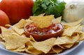Free Chips And Salsa Stock Photos - 31970383