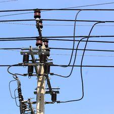 Free High Voltage Equipment Stock Photos - 31974993