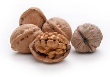 Free Walnuts Stock Photo - 31975760