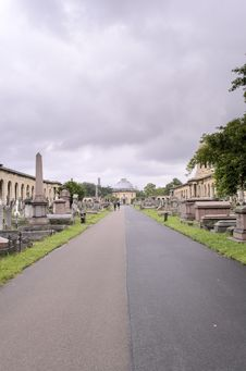 Free Brompton Cemetery Royalty Free Stock Images - 31975779