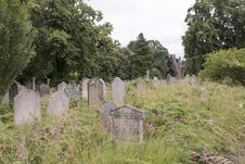 Free Tombs In An Old Cemetery Stock Images - 31975984