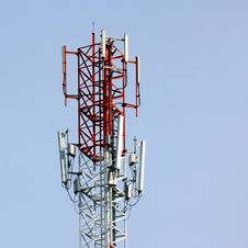 Free Telecommunications Tower Stock Photo - 31976250