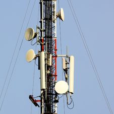 Free Telecommunication Tower Stock Images - 31976344