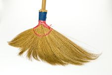 Free Close Up Broom Stock Photos - 31977543