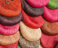 Free Water Hyacinth Bag With Many Colors Stock Photo - 31980110