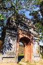 Free Noon Gate Hue Vietnam Stock Images - 31985874