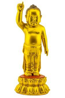Free Baby Buddha Stock Images - 31987694
