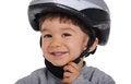Free Cyclist Wears Helmet Stock Photos - 31990063