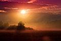 Free Pink Sunset Stock Image - 31995271