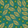 Free Yellow Leaves Stock Photography - 31996592
