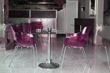 Free Modern Cafe Royalty Free Stock Image - 31993536