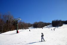 Free Loon Mountain Ski Resort Stock Photo - 320240