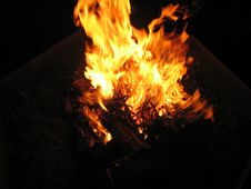 Free Bonfire Royalty Free Stock Images - 320249
