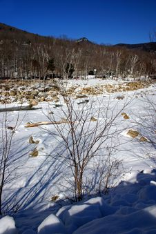 Free New England Winter Stock Photography - 320272