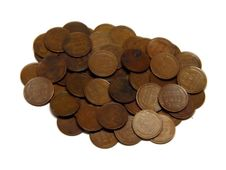 Free Wheat Pennies Stock Photos - 322473