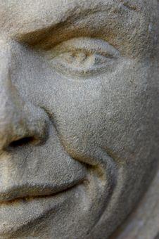 Free Stone Man Stock Images - 324144
