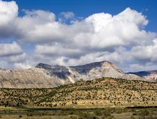 Battlement Mesa, Colorado Stock Images