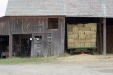 Free Hay Barn Stock Photos - 324323