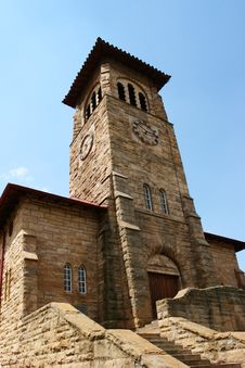 Free Church Tower Royalty Free Stock Photography - 324407