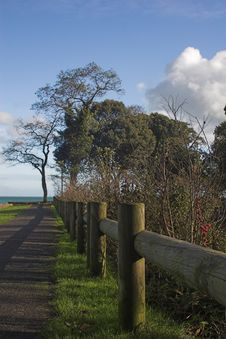 Free Coastal Path Stock Images - 324994