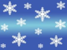 Free White Snow Flakes Stock Photos - 325123