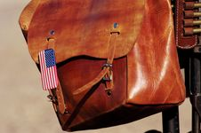 Free Saddlebag Royalty Free Stock Image - 325226