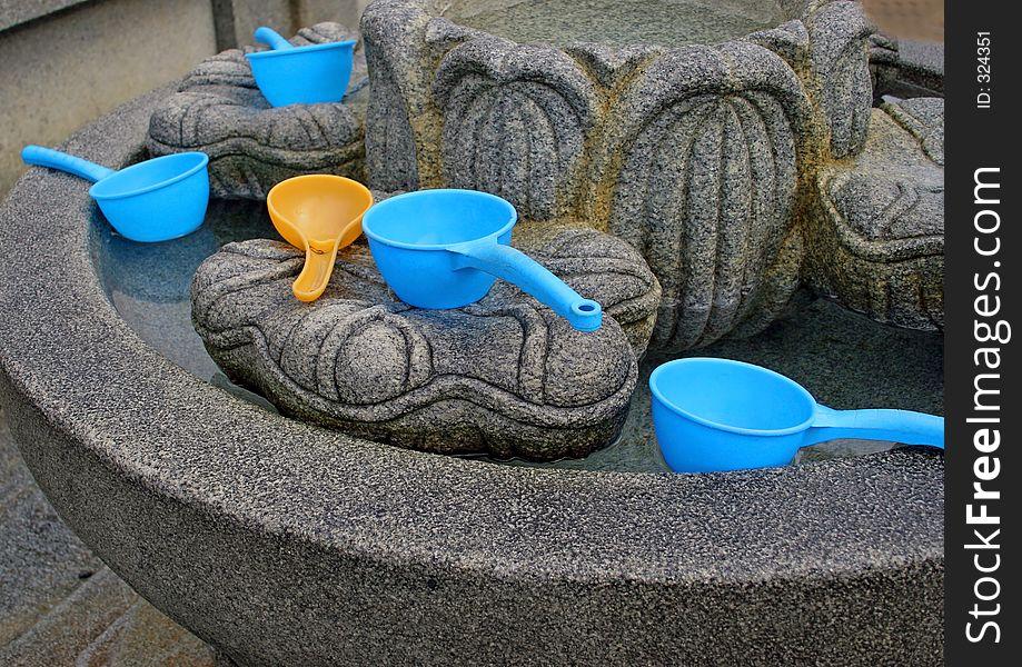 Drinking vessels