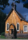 Free Wooden Church Royalty Free Stock Photo - 3202505