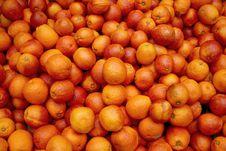 Bloody Oranges Royalty Free Stock Image