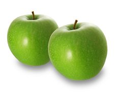 Free Green Apples Royalty Free Stock Images - 3200509
