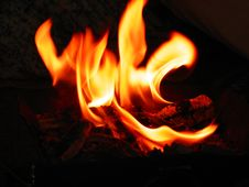 Free Hindu Fire Worship-II Stock Photo - 3200640
