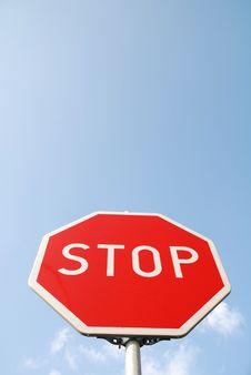 Free Stop Sign Stock Photos - 3200653