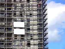 Free Scaffolding Royalty Free Stock Photography - 3200967