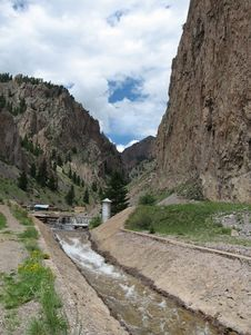 Free Creede Mineworks Stock Photography - 3201072