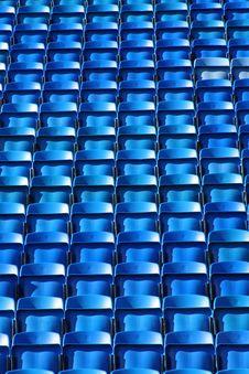 Free Empty Seats Stock Image - 3201301