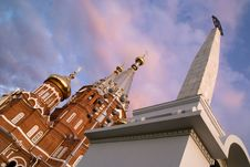 Free Orthodox Church Stock Photography - 3202192