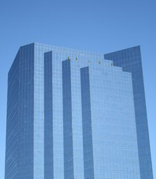Blue Sky And Building Royalty Free Stock Image