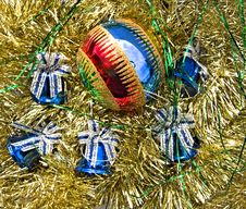 Free Chridstmas Decorations Royalty Free Stock Photos - 3203038