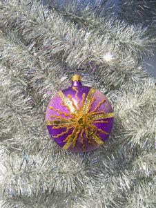 Free Christmas Decoration Royalty Free Stock Image - 3203046