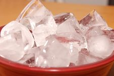 Free Bowl Of Ice Stock Images - 3203674