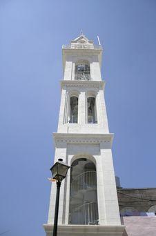 Free Church Tower Bethlehem Stock Photos - 3204743
