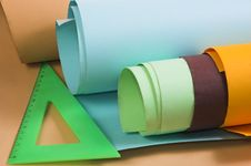 Free Rolls  Paper Stock Photography - 3204762