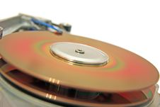 Free Hard Disk Drive Royalty Free Stock Photos - 3206088