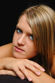 Free Beautiful Teen Portrait Royalty Free Stock Images - 3206109
