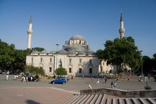 Free Area Mosque Stock Photography - 3206732
