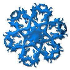 Free Snowflake Stock Image - 3206741